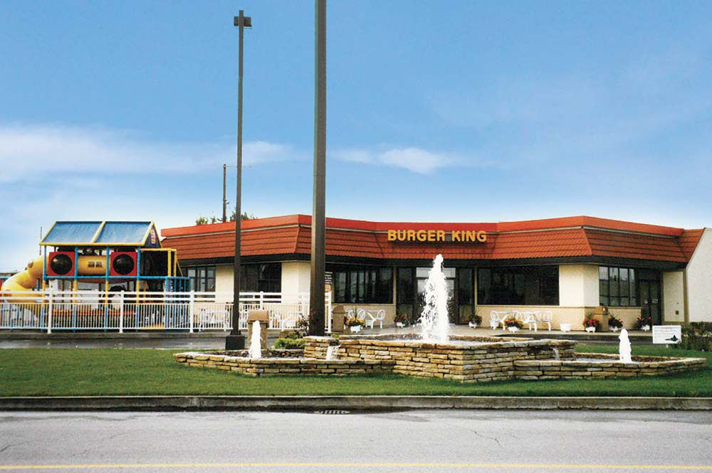 Burger King, Saint-Hyacinthe