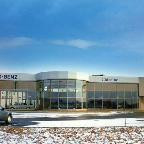 Mercedes-Benz, Saint-Hyacinthe