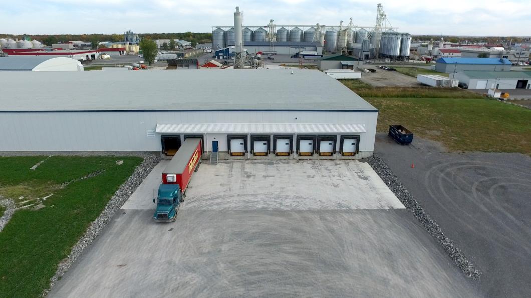 Entrepôt N.C. – Saint-Hyacinthe