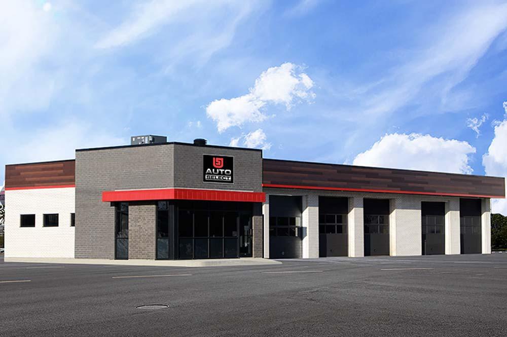Garage Luneau et Landry, Auto Select Saint-Hyacinthe